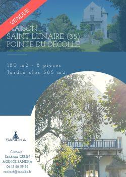Maison Saint Lunaire